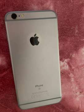 iphone 6s plus 32gb ram A to Z good condition   glass crack