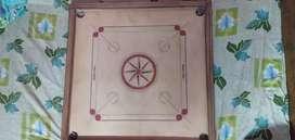 New unused carrom board