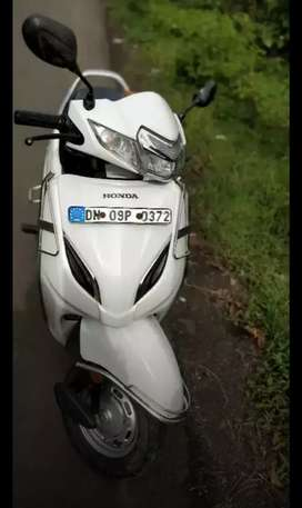 Honda bike in set condition