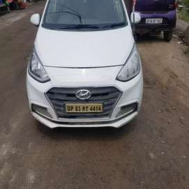 outstation value sedan xcent top model available