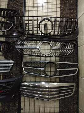 Front Grill available for fortuner mustang bmw audi, mercedes