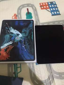 IPad pro 3rd 12.9inch cell+wifi 512GB mulus kayak baru
