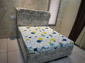 LUXURY 3BHK FURNISHED FLAT ONLY IN 33.90 IN MOHALI,SECTOR 127