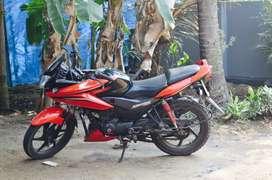 HONDA CBF STUNNER 125 2010 MODEL