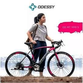 Odessy RoadBike Pemula Murah OD MT 1010 S 700C