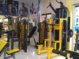 Full Commercial Gym Setup
