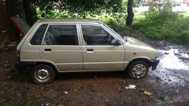 Maruti Suzuki 800 1998 Petrol Good Condition