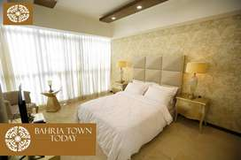 4 Bed Apartment In Bahria Town Karachi.