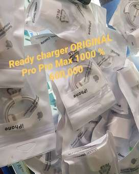 Charger original iphone pro dan pro max fast charging