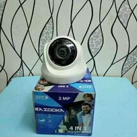free Camera Cctv 2Mp Biaya Pasang gratis//Bintaro jaya