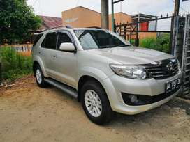 Fortuner 2013 Automatic g lux
