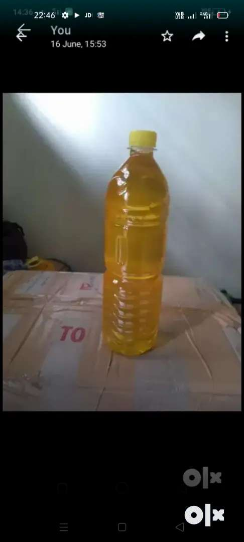 Groundnut oil 1 litre 170rs at potheri 603203 0