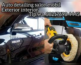 Salon poles mobil panggilan Pahoman bandar Lampung