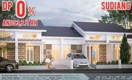 Rumah Murah DP 0% di Makassar, dekat Bandara, Asrama Haji, Pasar Daya