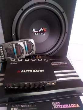 Dijual audio mobil bisa nego