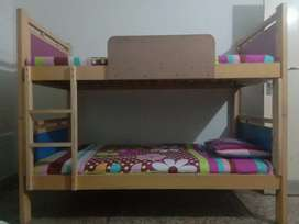 Bunck bed for childrens and teens