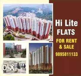 HI LITE RESIDENCY - RENT  & SALE -9895and811133