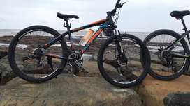 Cosmic 21 gear, double disc  ,in good condition