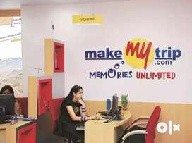 Makemytrip process Hiring For CCE/Back Office jobs BPO jobs in Kolkata