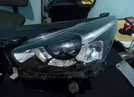 Lampu depan ORI Mazda 2 2015 up mulus tinggal pasang