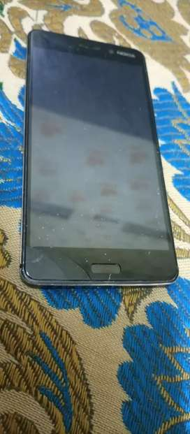 Nokia 6 3gb,32gb finger working