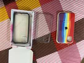 All three covers of iphone 11
