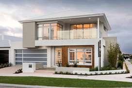 gambar desain dan bangun rumah