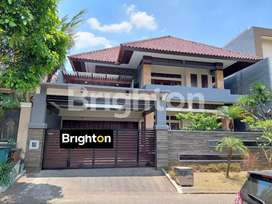 Rumah Bagus Full Furnished Istana Dieng Sukun Malang