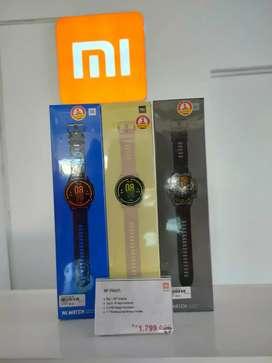Smartwatch Xiaomi cuma 300rban aja