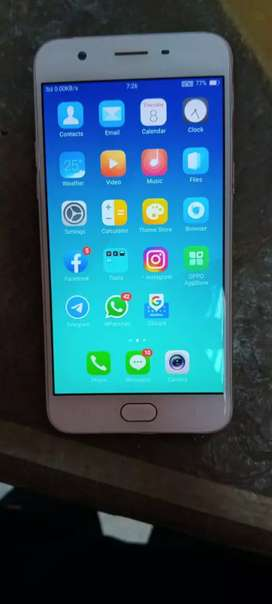 Oppo A57 Sell or exchange bde phone k sath jada paise dunga