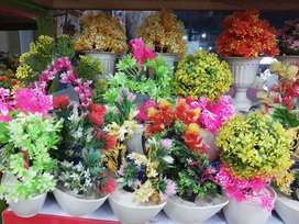 Artifical Flowers Pot for Home Decoration