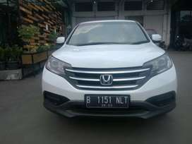 Dijual Honda CRV 2.0 AT 2013