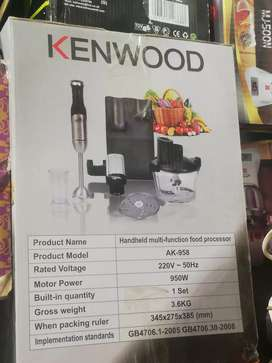 Kenwood we have All electronics or kitchen uses imported from Japan,