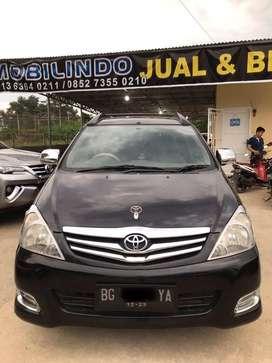 Toyota Kijang Innova G 2.5 M/T 2008 , brng macan (rush terrios xenia)