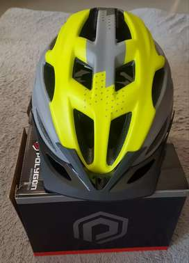 Helm Sepeda Polygon Cliff size L