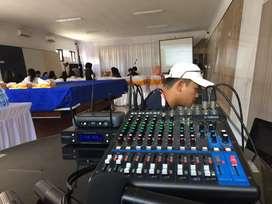 menyewakan sound system