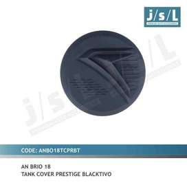 Tank Cover All New BRIO Prestige Hitam // KIKIM VARIASI
