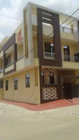 3 BHK Duplex corner villa near airport