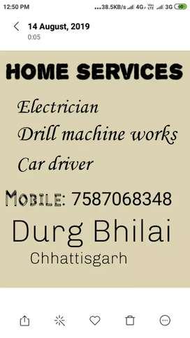 Home servives