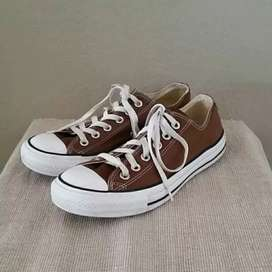 Converse Shoes Brown UK 7.5