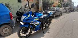 Suzuki Gixxer SF150