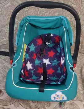 Baby carry cot car seat,Zubaida Little Darling