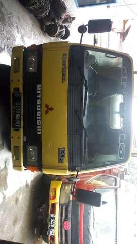 Mitsubishi cold diesel 120ps