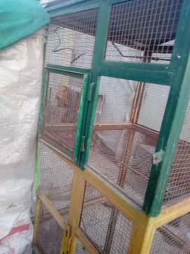 Cage for sale in reasonable price