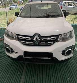 Renault KWID 1.0 RXL, 2015, Petrol