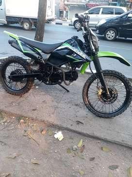Motorcross trail gagah basic honda win bpkb only