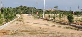 HMDA approved plots for sale in Khoeda near Adibatla