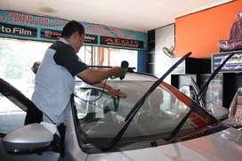 Promo Kaca Film Depan Solar Gard Black Phantom
