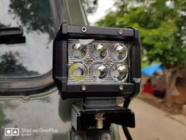 mahindra thar/jeep/gypsy spot light