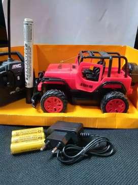 Mobil remot jeep